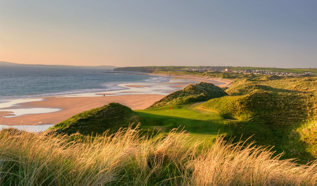Irish Golf Vacations ranked in worlds top 10 destinations