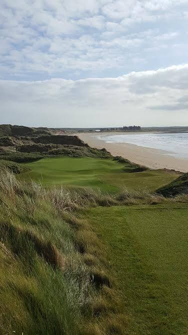 Ireland Golf Trip Vacation package Trump Doonbeg