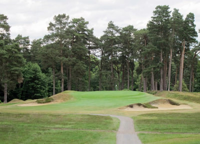Swinley Forest Golf Club, South of England and London Golf Trip